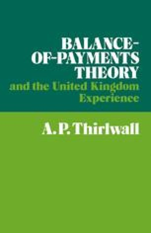 The Monetary Approach to the Balance of Payments | SpringerLink