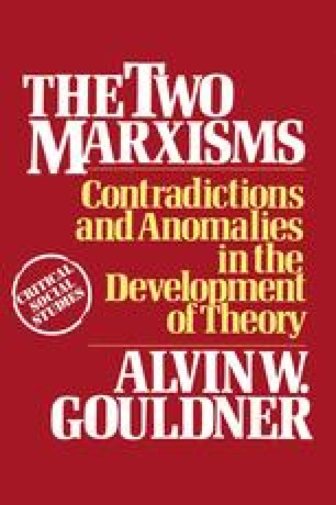 The Two Marxisms