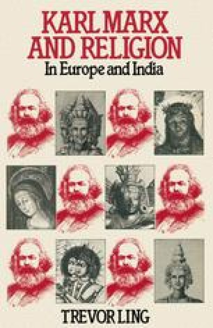 Karl Marx and Religion