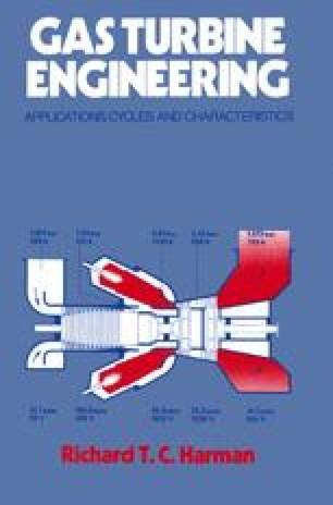 Gas Turbine Engineering