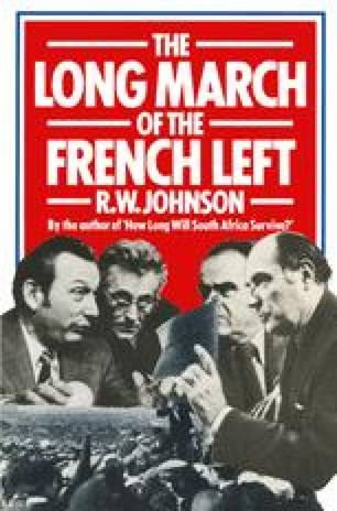 The Long March of the French Left