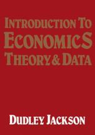 Introduction to Economics: Theory and Data