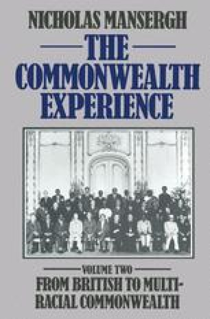 The Commonwealth Experience