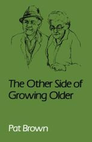 The Other Side of Growing Older