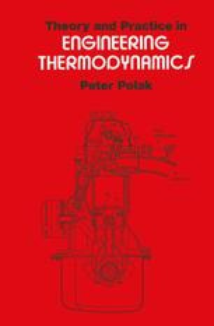 Theory and Practice in Engineering Thermodynamics