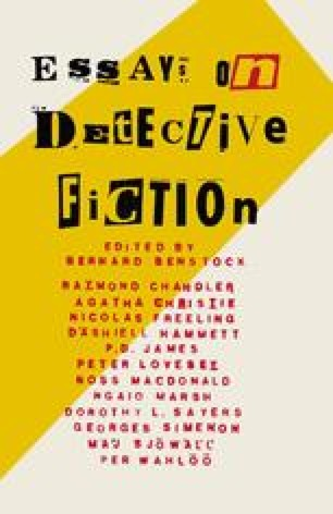 Essays on Detective Fiction