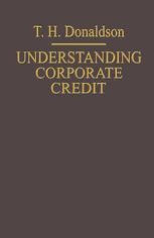 Understanding Corporate Credit
