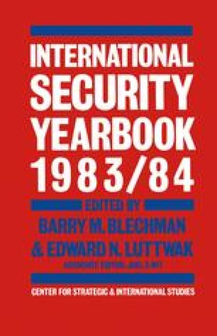 International Security Yearbook 1983/84