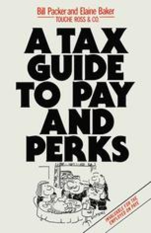 A Tax Guide to Pay and Perks