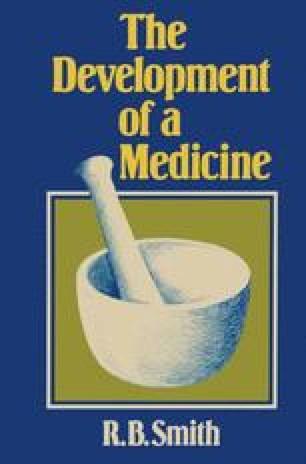 The Development of a Medicine