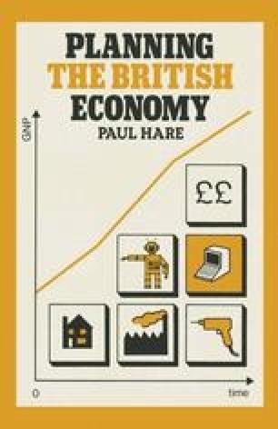 Planning the British Economy