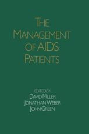 The Management of AIDS Patients