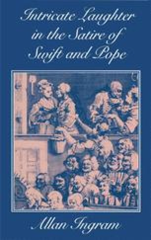 Intricate Laughter in the Satire of Swift and Pope
