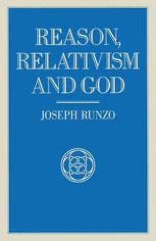 Reason, Relativism and God