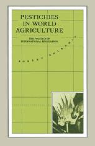Pesticides in World Agriculture