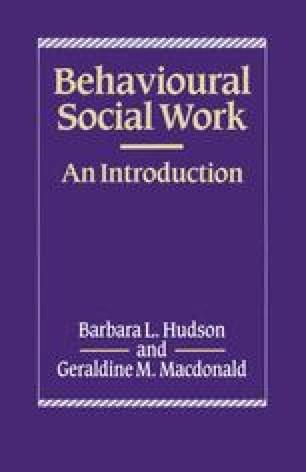 Behavioural Social Work