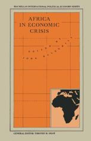 Africa in Economic Crisis