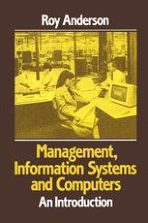 Management, Information Systems and Computers