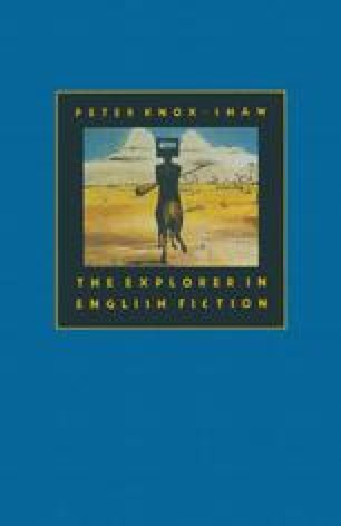 The Explorer in English Fiction