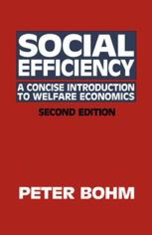 Social Efficiency