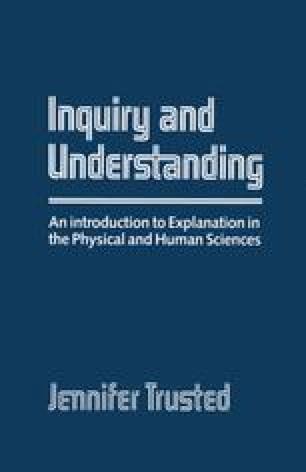 Inquiry and Understanding