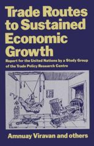 Trade Routes to Sustained Economic Growth