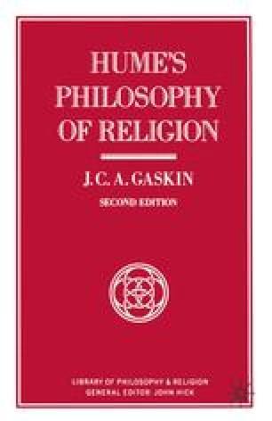 Hume's Philosophy of Religion