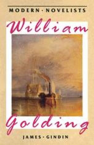 Macmillan Modern Novelists: William Golding