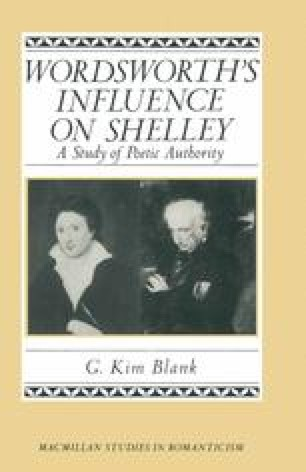 Wordsworth's Influence on Shelley