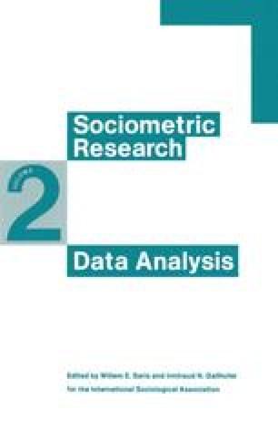 Sociometric Research