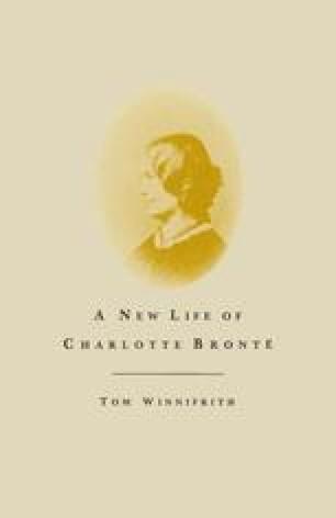 A New Life of Charlotte Brontë