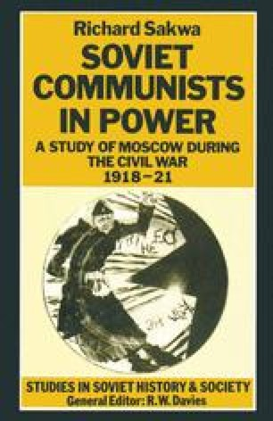 Soviet Communists in Power