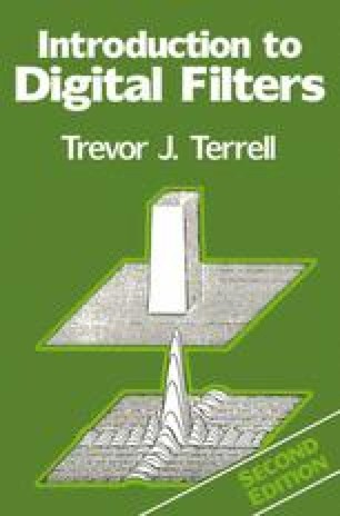 Introduction to Digital Filters