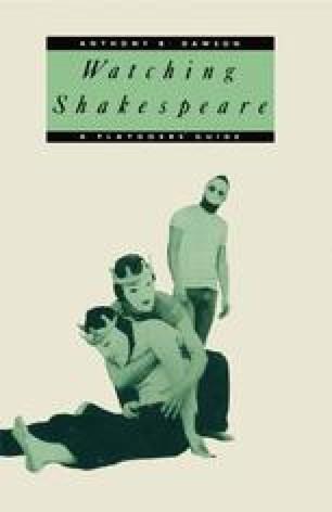 Watching Shakespeare