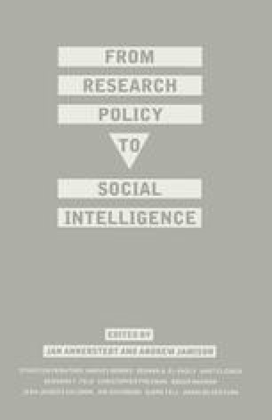 From Research Policy to Social Intelligence