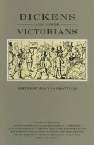 Dickens and other Victorians