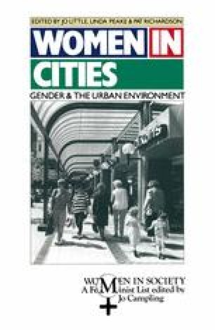 Women in Cities