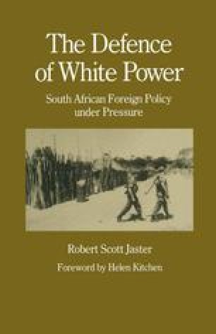 The Defence of White Power