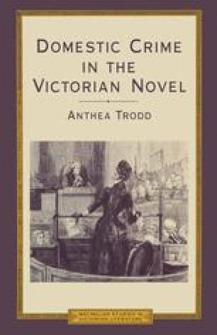 Domestic Crime in the Victorian Novel