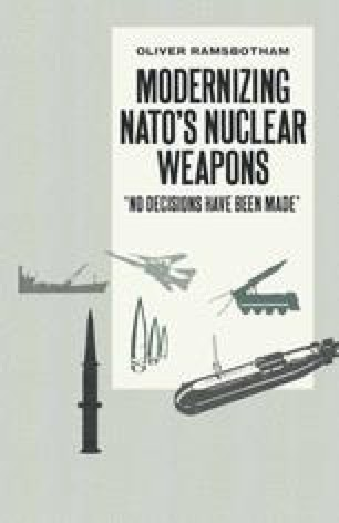 Modernizing NATO's Nuclear Weapons