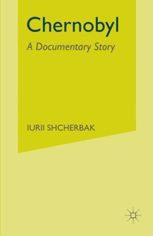Chernobyl: A Documentary Story