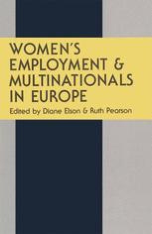 Women's Employment and Multinationals in Europe