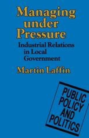 Managing under Pressure