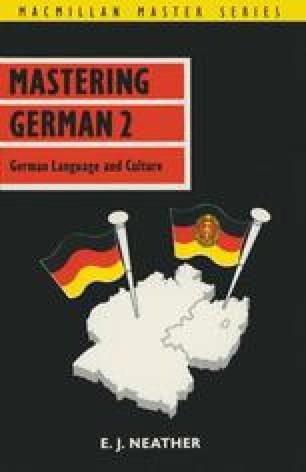 Mastering German 2