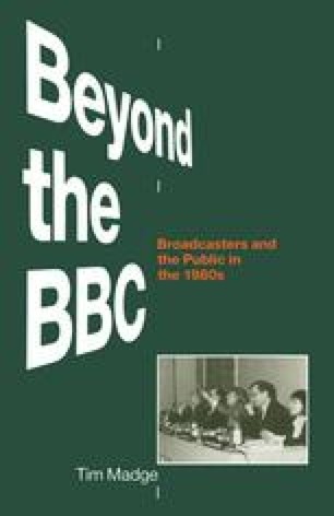 Beyond the BBC