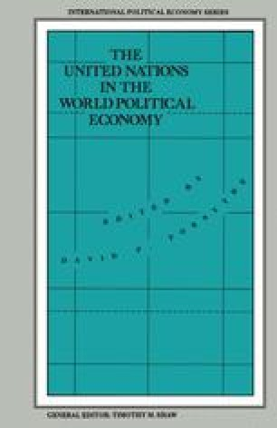 The United Nations in the World Political Economy