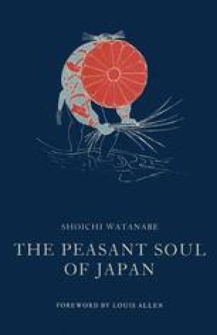 The Peasant Soul of Japan