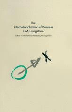 The Internationalization of Business