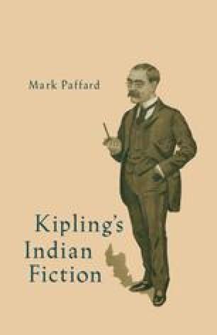 Kipling's Indian Fiction