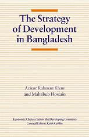 The Strategy of Development in Bangladesh
